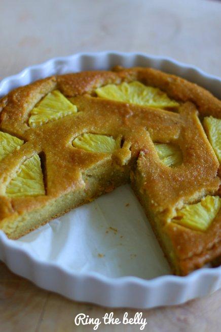 ciasto jaglane z ananasem pion z logo